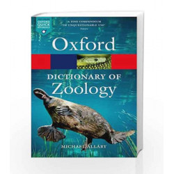A Dictionary of Zoology (Oxford Quick Reference) by Michael Allaby Book-9780199684274