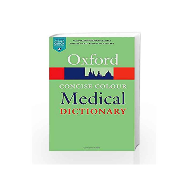 Concise Colour Medical Dictionary (Oxford Quick Reference) by 0-Buy Online  Concise Colour Medical Dictionary (Oxford Quick Reference) Book at Best