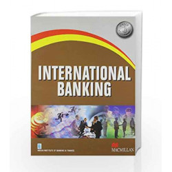 International Banking by IIBF (Indian Institute of Banking and Finance) Book-9780230330580