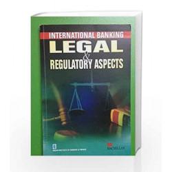 International Banking Legal & Regulatory Aspects by IIBF Book-9780230632561