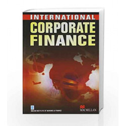International Corporate Finance by IIBF (Indian Institute of Banking and Finance) Book-9780230632578