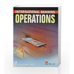 International Banking Operations by IIBF (Indian Institute of Banking and Finance) Book-9780230632585