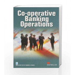 Co-operative Banking Operations by IIBF Book-9780230632615