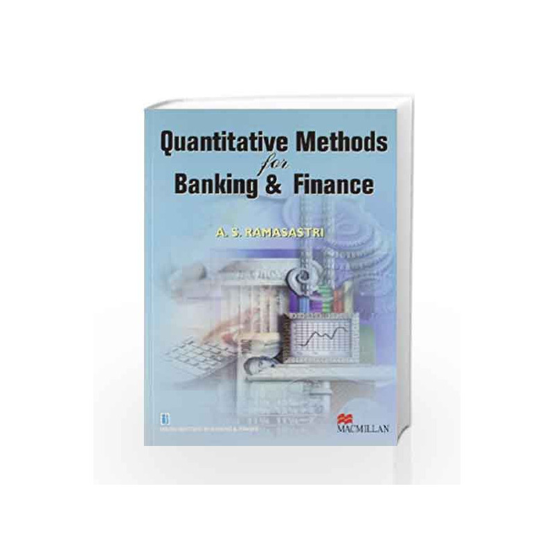 Quantitative Methods for Banking & Finance by IIBF Book-9780230634336