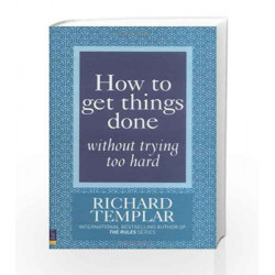 How to Get Things Done Without Trying Too Hard by NEW AGE Book-9780273725565