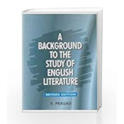 A Background to the Study of English Literature by Covill C Book-9780333932957