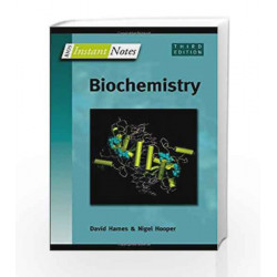 BIOS Instant Notes in Biochemistry by David Hames Book-9780415608459