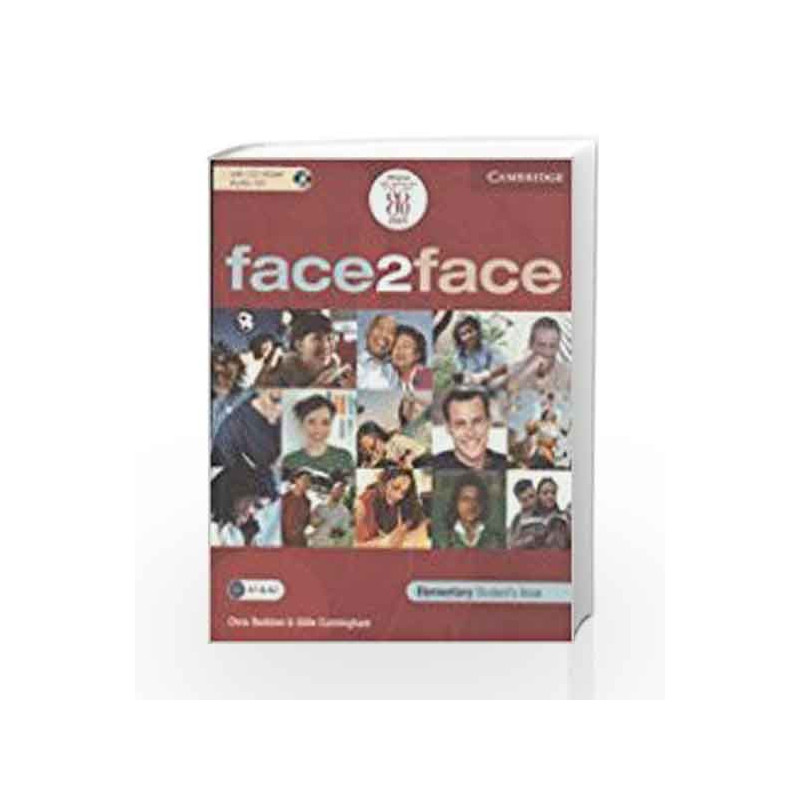 Face2face: elementary student's book (+ cd-rom). Крис редстон.