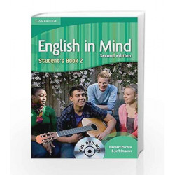 English in Mind Level 2 Student\'s Book with DVD-ROM by CHATTOPADHYA Book-9780521156097