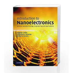 Introduction to Nanoelectronics (South Asian Edition by Mitin Book-9780521166843