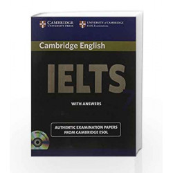 Camb English Ielts 7: with Answers with 2 Audio CDs (South Asian Edition) by WHITBECK Book-9780521186315