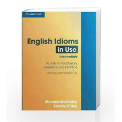English Idioms in Use by Mccarthy Book-9780521540872