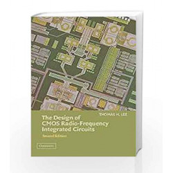 The Design of Cmos Radio - Frequency Integrated Circuits by Lee Book-9780521613897