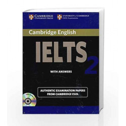 Camb Ielts 2: with Answers with 2 Audio CDs by UCLES Book-9780521677004