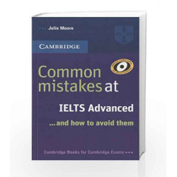 Common Mistakes at Ielts Advanced and How to Avoidthem by Moore Book-9780521731997