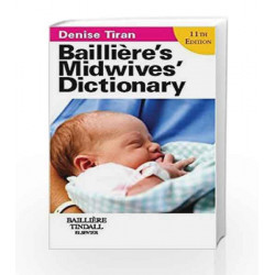 Bailliere\'s Midwives Dictionary (Old Edition) by POOLE Book-9780702028847