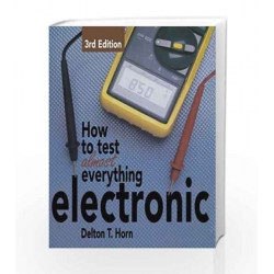 How to Test Almost Anything Electronic by OG MANDINO Book-9780830641277