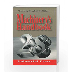 Machinery\'s Handbook: Toolbox Edition by OSBORNE Book-9780831128005