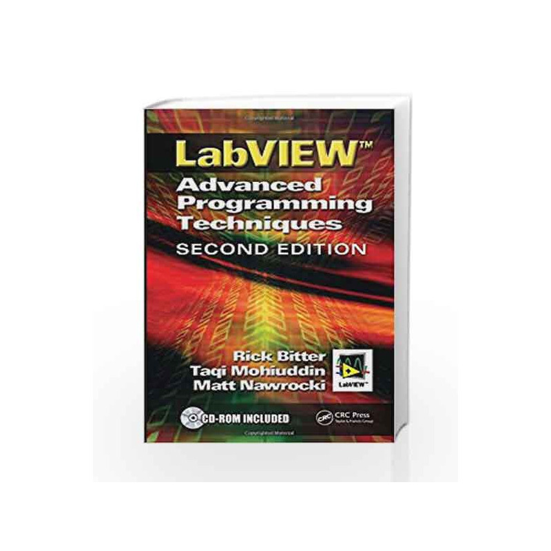 LabView: Advanced Programming Techniques, Second Edition by -Buy Online  LabView: Advanced Programming Techniques, Second Edition Book at Best Price  in