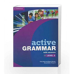 Active Grammar with Answer Level 2 by Davis Book-9781107626799