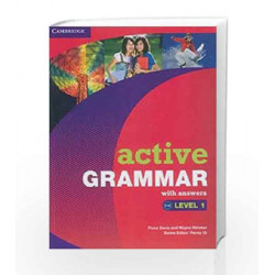 Active Grammar with Answer Level 1 by Davis Book-9781107632172