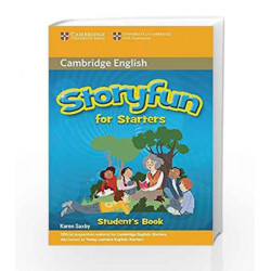 Storyfun for Starters Students Book by Saxby Book-9781107695696