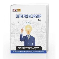 Entrepreneurship by Robert D. Hisrich Book-9781259001635