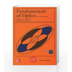 Fundamentals of Optics by Francis Jenkins Book-9781259002298