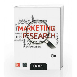 Marketing Research by G.C. Beri Book-9781259004902