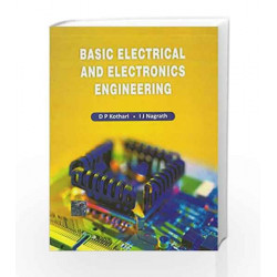 Basic Electrical and Electronics Engineering by D.P. Kothari Book-9781259006579