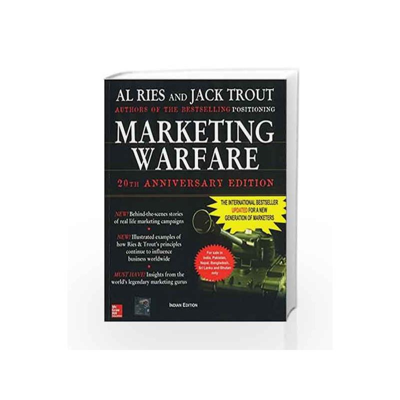 Marketing Warfare: 20th Anniversary Edition by Al Ries Book-9781259029004