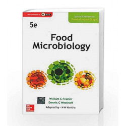 Food Microbiology by William C. Frazier Book-9781259062513