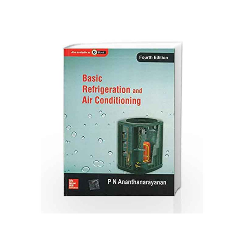 Basic Refrigeration and Air Conditioning: Ananthanarayanan ...