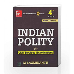 Indian Polity 4th Edition by SEKAR Book-9781259064128
