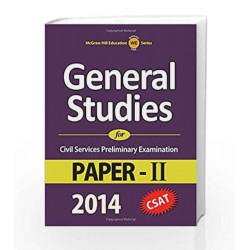 General Studies Paper II 2014 by Mcgraw-Hill Education Book-9781259064388