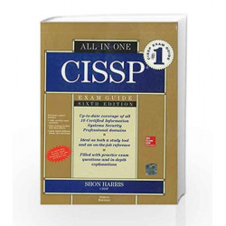 CISSP All-In-One Exam Guide 6th Edition by NOYCE & BAXTER Book-9781259064609