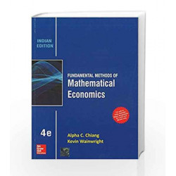 Fundamental Methods of Mathematical Economics by Chiang Book-9781259097348