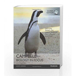 Campbell Biology in Focus, Global Edition by Lisa A. Urry Book-9781292109589