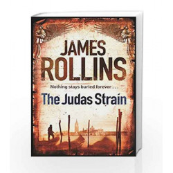 The Judas Strain (SIGMA FORCE) by SRINATH Book-9781409117490