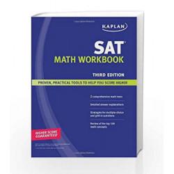 Kaplan SAT Math Workbook by Kaplan Book-9781419552137
