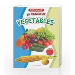My Big Book Of Vegetables by Anuj Book-9781730110603