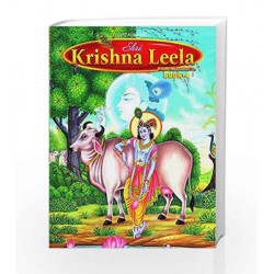 Shri Krishan Leela - Part 4 by Dreamland Publications Book-9781730116728