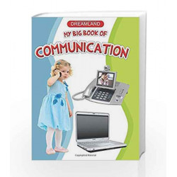 My Big Book of Communication by Dreamland Publications Book-9781730117374
