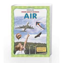 Air (Know About Science) by Dreamland Publications Book-9781730118425