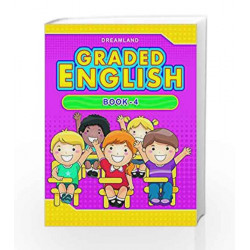 Graded English - Part 4 by Dreamland Publications Book-9781730126871