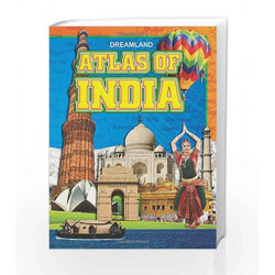 Atlas of India (Dreamland) by Dreamland Publications Book-9781730148095
