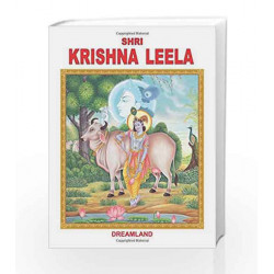Shri Krishna Leela by Dreamland Publications Book-9781730155116