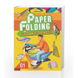 Creative World of Paper Folding - Book 1 by Dreamland Publications Book-9781730157912