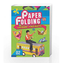 Paper Folding - Part 2 by Dreamland Publications Book-9781730158056