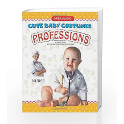 Cute Baby: Books Professions by Dreamland Publications Book-9781730159886